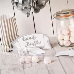 Vintage Lace Silver Candy Bar Package   GettingPersonal.co.uk