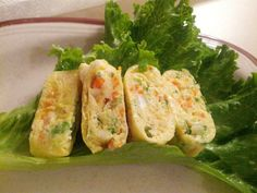 How to make Korean egg roll #recipe