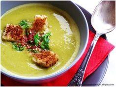 Supa crema de mazare, Rețetă Petitchef