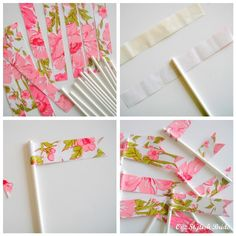 Washi Tape for Parties / Fiestas  www.washitapemexico.com