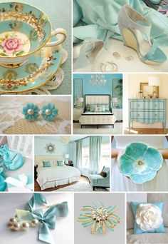 Ok... Doing the girlie nursery in the robins egg blue (Tiffany's) color... Very excited :-)