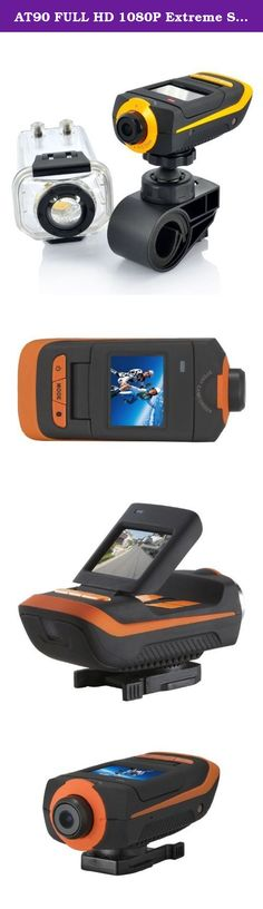 AT90 FULL HD 1080P Extreme Sports Action Camera DVR Cam Camcorder Waterproof. • SIZE: 16M (4608*3456), 5M (2592*1944) • Quality: High/Middle/Low • EV: 1/2/0/-1/-2 • White Balance: Auto/Daylight/Cloudy/Tungsten/Fluorescent/ • Automatic photos:Close/3secs/5secs/10secs/30secs/1min 2 Video mode • SIZE: 1080P 30FPS, 720P 60FPS, VGA 120FPS • EV: 1/2/0/-1/-2 • White Balance: Auto/Daylight/Cloudy/Tungsten/Fluorescent/ • MIC Volume: OFF/ Level One/Level Two/Level Three/ Level Four • Video time… Running Gps, White Balance, Gps Navigation, Extreme Sports, Camcorder, Hd 1080p, Electronics, Video Camera, Movie Camera