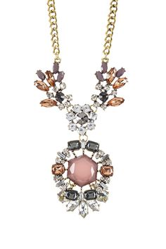 Gem Necklace by Stella + Ruby on @HauteLook