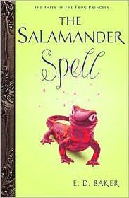 The Salamander Spell - ages 12+