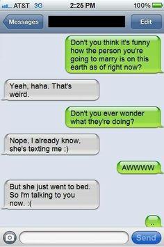 bahahahaha... mean, yet awesome.