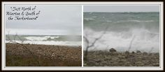 """Frankenstorm, Lion's Head, """"Just North of Wiarton & South of the Checkerboard"""""""