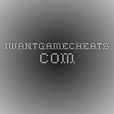 iwantgamecheats.com