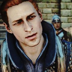 I feel like Alistair was like the Inquisitor is cool,But my WIFE? And Cullen was not amused.