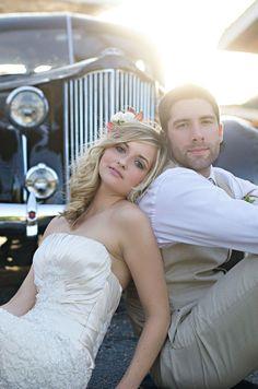 nice wedding pose