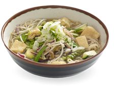 saien soba tofu, veg and noodle soup | wagamama