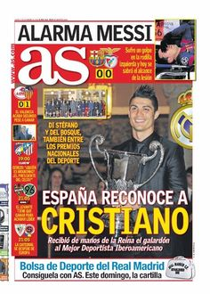 Cristiano receives award from queen