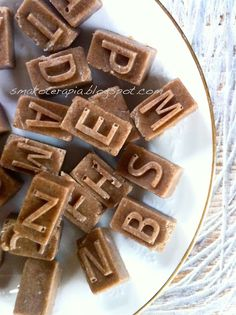 czekoladki dla alergika i nie tylko :-)
