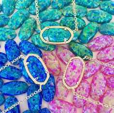 New Kendra Scott opal Elisa! Can't decide which is my favorite!!!!