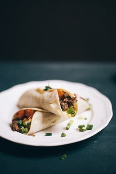 asian breakfast tacos | molly yeh for betty crocker