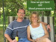 Today I'll tell you what exactly we did to get Kent OFF blood pressure medication because I hated the thought of Kent being on blood pressure pills forever.  http://kellythekitchenkop.com/going-off-blood-pressure-medication/