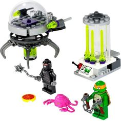 Teenage Mutant Ninja Turtles Kraang Lab Escape Hot Super Heroes Building Block Sets Bela 10206 Compatible With #>=#>=#>=#>=#> Click on the pin to check out discount price, color, size, shipping, etc. Save and like it!
