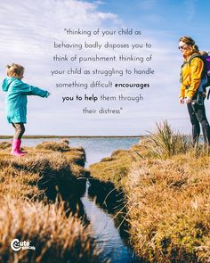 Thinking Of Your Child As Behaving Badly Disposes You To Think Of Punishment. Thinking Of Your Child As Struggling To Handle Something Difficult Encourages You To Help Them Through Their Distress Thinking Of Your Child As Behaving Badly Disposes You To Think Of Punishment. New Parents & Motherhood #momquotes #girlmom #momlife #parenhoood #motherhood #toddlermom #motherhoodquotes #babyquotes #parentingquotes #quoteoftheday #inspirationalquotes #familylife New Parent Quotes, New Baby Quotes, Newborn Quotes, Baby Girl Quotes, Parenting Quotes, Mom Quotes, New Parents, Beautiful Babies, Family Life