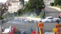 Legendary Circuits Series in Angoulême at the Circuits des Remparts in 2014.