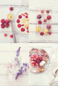 beautiful #colour | #food #photography #styling