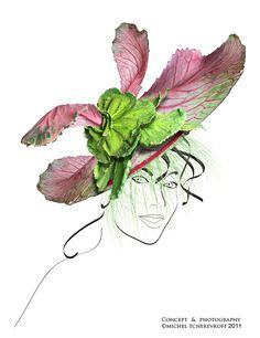 Chapeau de Fleur on Behance