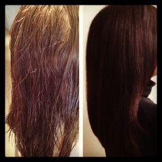 Super thick, dry, erratic-textured hair styled out smooth and shiny. Hairbrush, Textured Hair, Hair Type, Smooth, Long Hair Styles, Beauty, Hair Color Brush, Long Hairstyle, Long Haircuts