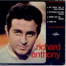 """Résultat de recherche d'images pour """"richard anthony"""""""