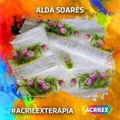#Acrilexterapia por Alda Soares