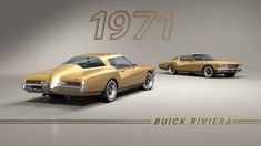 Yep, the most interesting cars in the world. American Classic Cars, American Muscle Cars, Buick Cars, Buick Riviera, Old School Cars, Car Advertising, Top Cars, Car In The World, Custom Cars