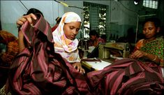 Garment workers pay a high price to produce cheap clothes for the UK high street. Factories across many of the world's poorer countries produce clothes for retailers on the UK high street. Workers struggle to survive on extremely low pay, suffering appalling poor working conditions, excessive hours and are denied basic trade union rights.