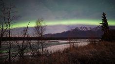 Northern Lights – Palmer, Alaska – ExploringAlaska
