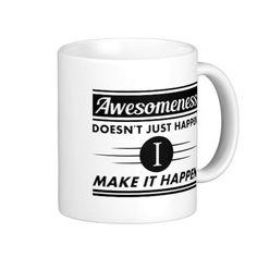 Typography Mugs, Typography Coffee Mugs, Steins & Mug Designs.for Stu! Best Coffee Mugs, White Coffee Mugs, Funny Coffee Mugs, Happy Fun, Super Happy, Best Wedding Gifts, Customized Gifts, Custom Gifts, Sentimental Gifts