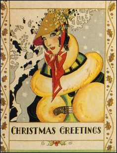 The Pictorial Arts: Vintage Cards