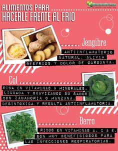 Alimentos para el frío - invierno 1