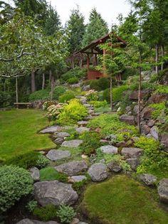 Stunning Rock Garden Landscaping Ideas 06