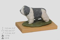Polish Lowland Sheepdog, Effigy, Your Dog, Statue, Dogs, Artist, Crafts, Etsy, Collection