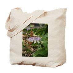 FLORIDA PASSION FLOWER Tote Bag