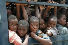 Trafficking in toddlers:    The discovery in Lokoja, Kogi State, of over 100 children aged between three and 16 years of age, being conveyed to various towns in south-western Nigeria is a disturbing indication that the child-trafficking phenomenon is alive and well in Nigeria.