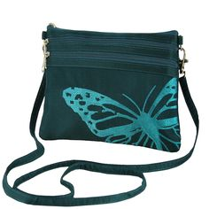 3 Zip Messenger - Butterfly