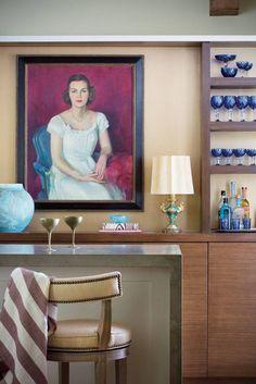Explore the home of Joshua Greene and Katrina Hernandez in Hollywood, California.
