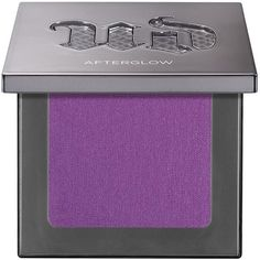 Urban Decay Afterglow 8-Hour Powder Blush ($30) ❤ liked on Polyvore