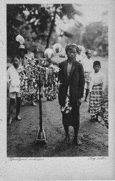 Toy Seller from Batavia