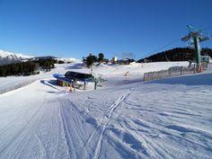 Estación de esquí de Espot Esquí (Pallars Sobirà) Pirineu de Lleida