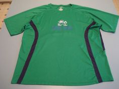 Used - Good Condition - See Pictures! Irish Fans, Notre Dame Football, Fighting Irish, Blue Green, Polo Ralph Lauren, Pictures, Shirt, Mens Tops, Ebay