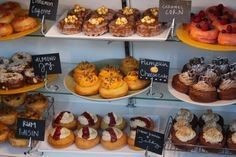 Eat it Kansas City | Kansas City Food Blogger: Donuts Now on the Menu at Marv's Delicatessen