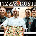Pizza Rustica Paris Saint-Michel. Une team de champions ! Des winners ! CHAAAAAUFFFFFEUUUURRR SI T'ES LE CHAMPION !