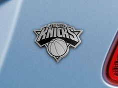 "NBA - New York Knicks Emblem 2.6""""x3.2"""""