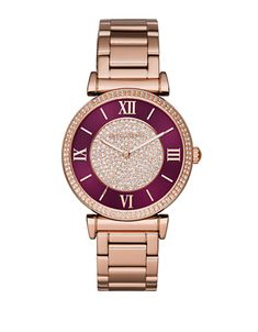 Caitlin Pave Analog Watch | Hudson's Bay  I'M SO OBSESSED