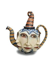 Multiple personality Teapot