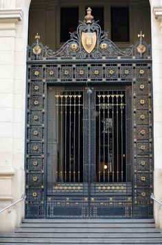 Buenos Aries Door by Marcos Anders