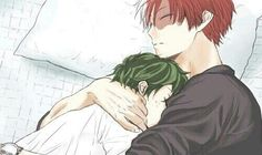 TodoDeku || Cr to artist